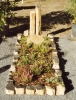 Einzelgrab Basalt